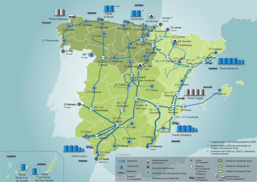 Image result for enagas GNL regasificadora Huelva peligro